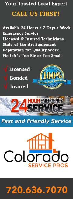 Colorado Service Pros Service Banner