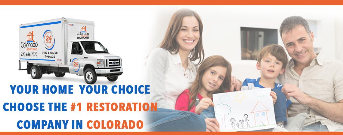 Colorado Restoration Service Pros